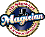 JD Stewart MD (magic dude)